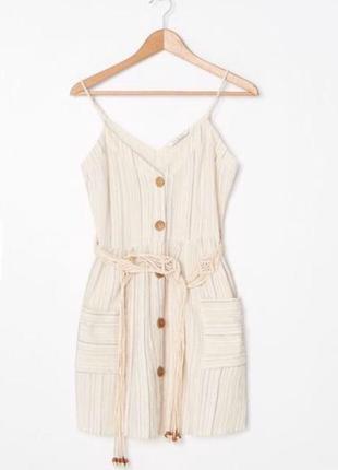 Легкое, хлопковое платье. коллекция 2020