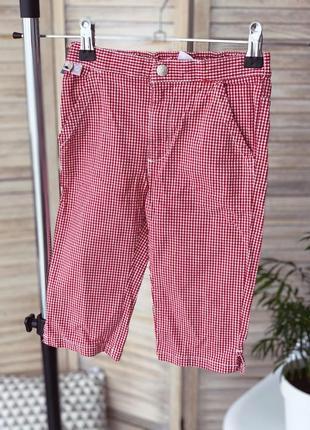 Крутые детские штанишки в горошек h&m,110 см