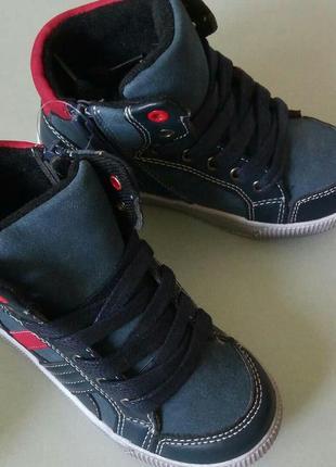 Отличные ботинки демисезон