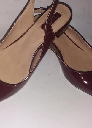 Туфли открытые, босоножки topshop 38р made in spaine