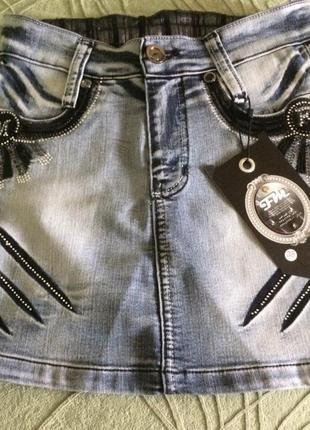 Юбка джинсовая новая с биркой 💕