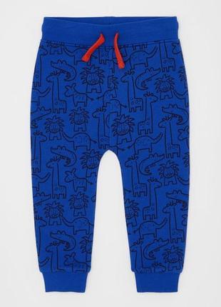 Красивые штанишки для мальчиков от dunnes stores на 12-18, 2-3, 3-4 года из англии