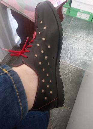 Летнии туфли