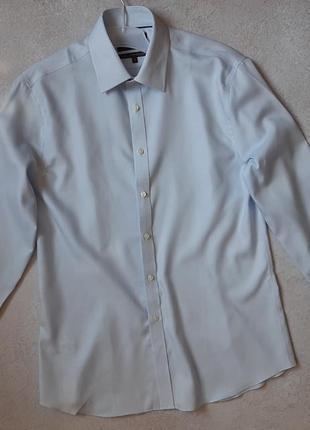 Фактурная рубашка с длинным рукавом