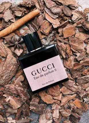 Италия, новый, роскошный парфюм, духи, gucci eau parfum 2, гуччи парфюм 2