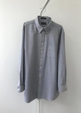 Рубашка 18 р. xl (батал) stafford