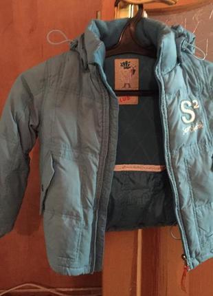 Зимняя куртка sela