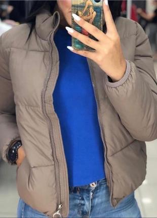 Куртка паф