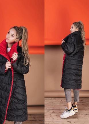 🌺🌸🍃* •. ¸зимняя двухсторонняя куртка* •. ¸🍃🌸🌺