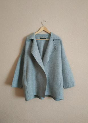 Zara  пооупальто куртка