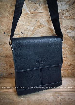 Новая стильная качественная сумка через плечо экокожа / клатч / кроссбоди