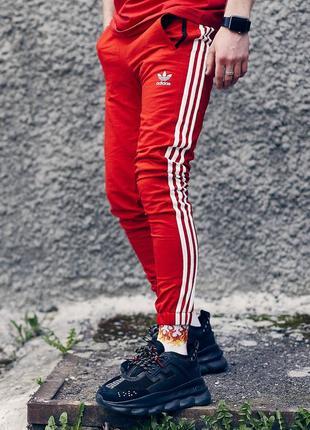 Спортивные штаны adidas thre line