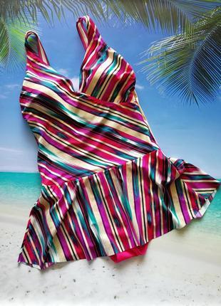 Купальник-платье swimdress купальное платье