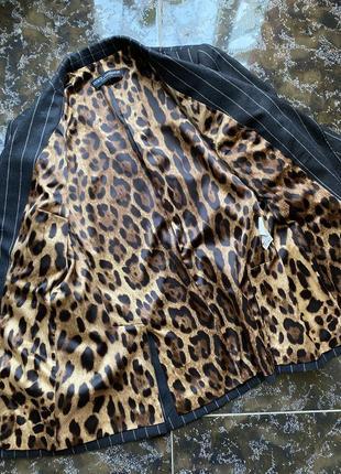 Шерстяной пиджак dolce&gabbana оригинал6 фото