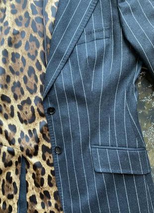 Шерстяной пиджак dolce&gabbana оригинал8 фото