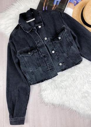 Джинсовая куртка,джинсовка denim asos