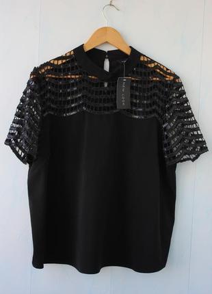 Нарядная блуза new look