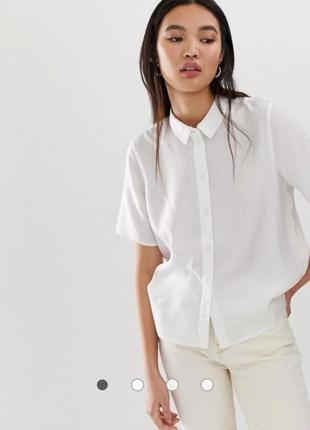 Рубашка overseas , белая
