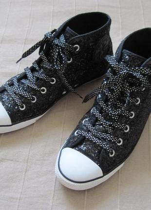 Converse all star dainty sparkle (39) кеды женские оригинал