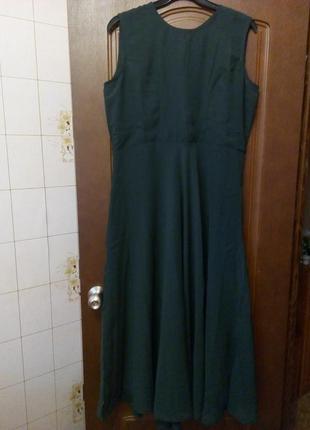 Базовое классическое платье