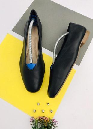 Кожаные туфли m&s