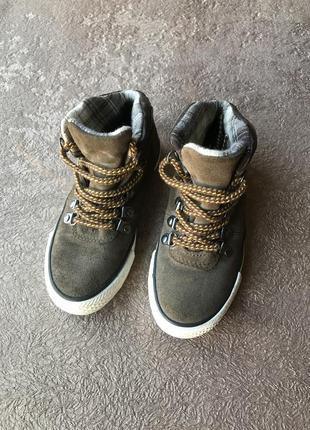 Ботинки хайтопы next