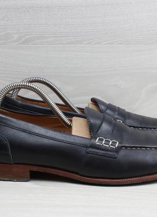 Женские кожаные туфли лоферы church's, размер 40 - 41