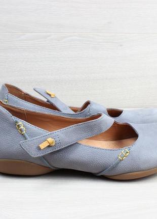 Кожаные женские туфли clarks оригинал, размер 38