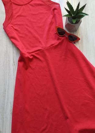Красивое розовое платье по фигуре 🔥