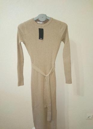 """Срочно!!!   продам новое женское платье фирмы """"манго"""""""