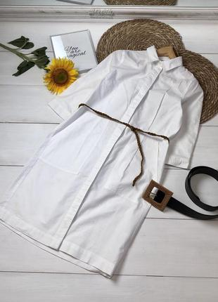 Платье /рубашка с пояском