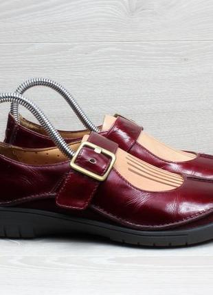 Женские туфли clarks оригинал, размер 38 - 38.5 (балетки)