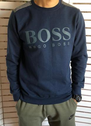 Світшот hugo boss big logo