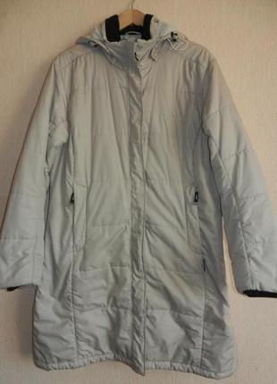 Шикарное деми пальто известного бренда