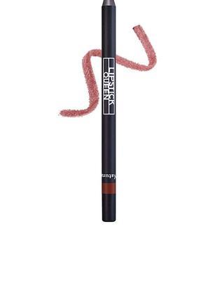 Профессиональный карандаш для губ на основе натурального воска