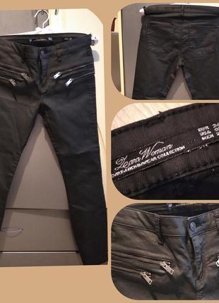 Брендовые брюки zara