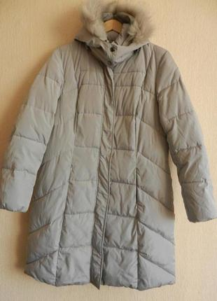Обалденное стеганое пальто