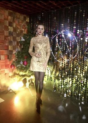 Шикарное вечернее платье от gepur
