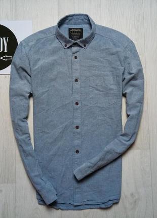 Стильная рубашка burton, размер m
