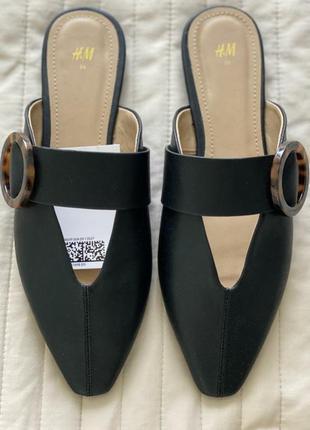 Стильные мюли туфли (25,5 см )