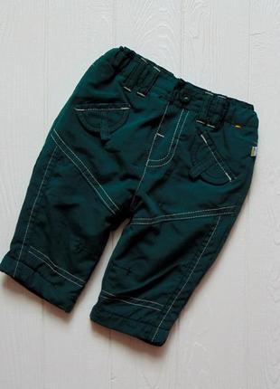 Ergee. размер 1-2 месяца. стильные штаны для новорожденного