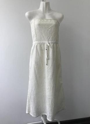 Платье m миди h&m