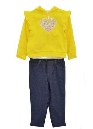 Детский комплект carters(3ед). код 3205(2)