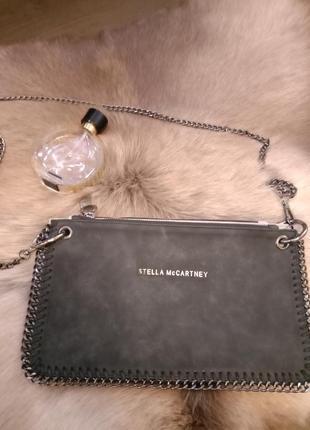 Шикарная сумка stella mccartney