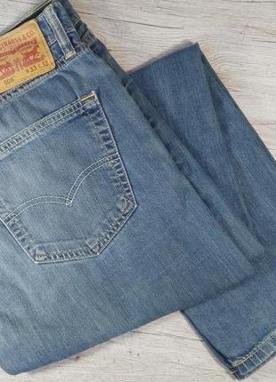 Levi's w33 l32 джинсы мужские оригиналы