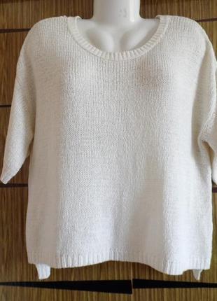 Джемпер свитер оверсайз new look, размер 16(44) - идет на 50-52-54+