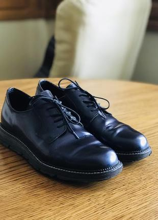 Разгружаю гардероб! кожаные лаковые туфли