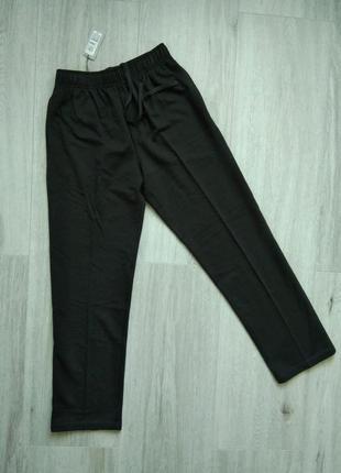 Мужские спортивные штаны спортивные брюки зеленые marks & spencer размер xl