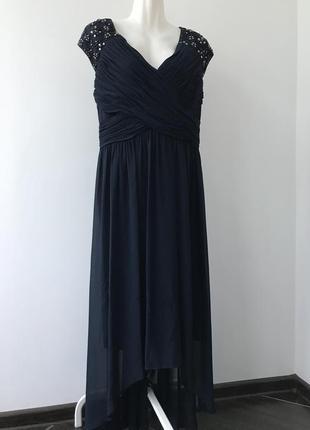 Платье вечернее 52 р. c&a