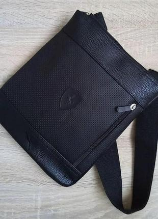 Новая шикарная сумка барсетка через плечо лучший подарок /клатч / бананка